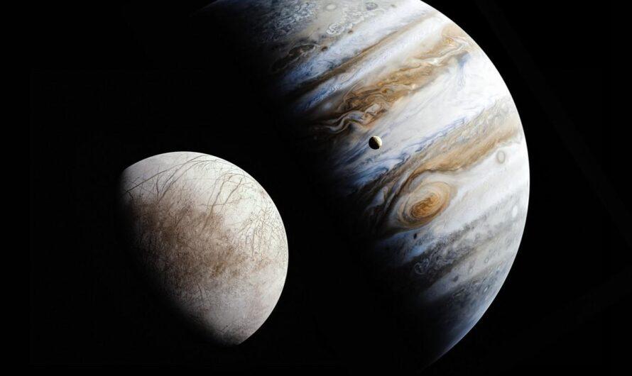 Аппарат NASA «Юнона» поможет искать жизнь на Европе