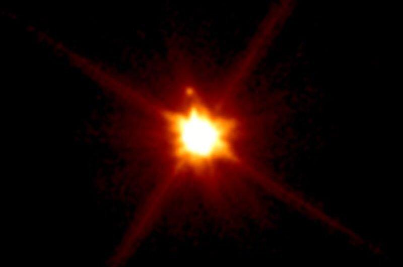 У карликовой планеты Макемаке обнаружен спутник