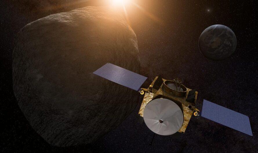 Космический аппарат NASA OSIRIS-REx собрал больше образцов с астероида, чем планировалось