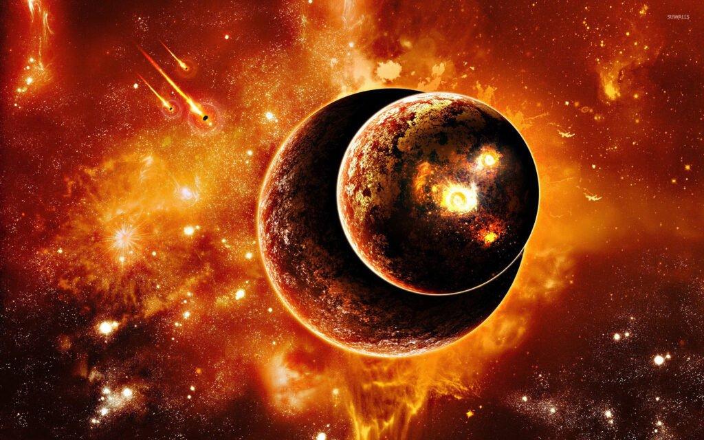 Астробиолог Калеб Шарф: проще найти инопланетян, которым грозит апокалипсис