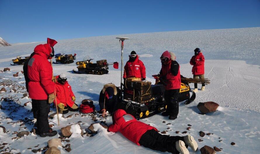 В Антарктиде регулярно находят «куски» Марса