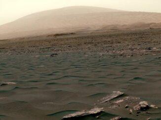 Беспрецедентно детальные снимки с поверхности Марса