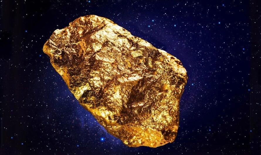 Как появилось золото?