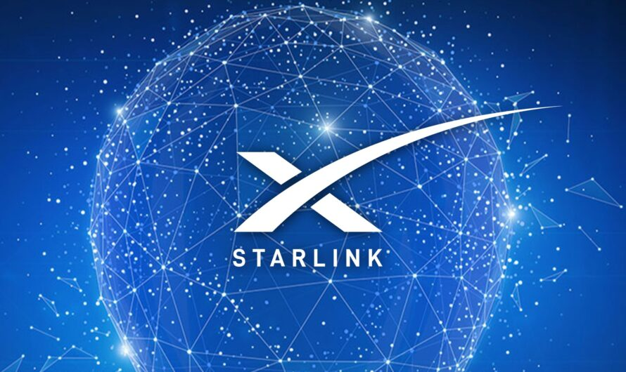 SpaceX развернет интернет-спутники Starlink на Марсе