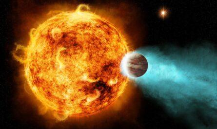 Виды экзопланет