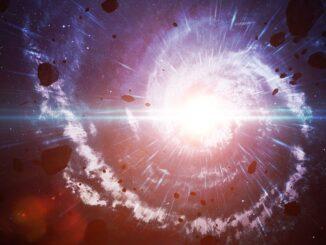 Роджер Пенроуз: до Большого взрыва были другие вселенные
