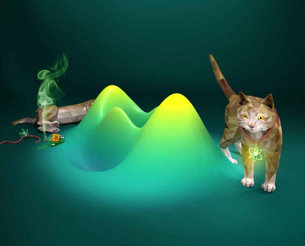 Просто о сложном: кот Шредингера