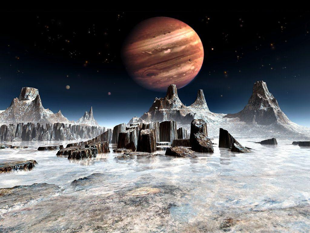 NASA предложило новый метод по поиску жизни на Европе