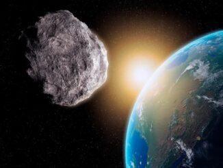 Есть вероятность, что через 48 лет астероид Апофис столкнется с Землей