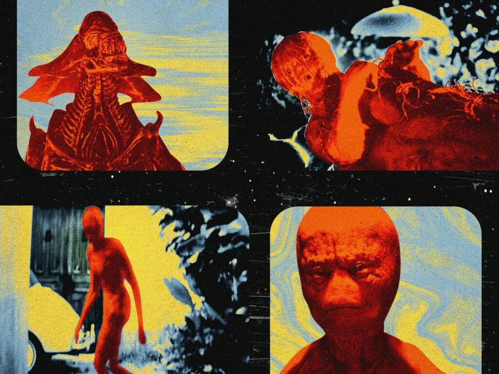 Достаточно ли фотографии, чтобы понять, что перед вами инопланетная жизнь?