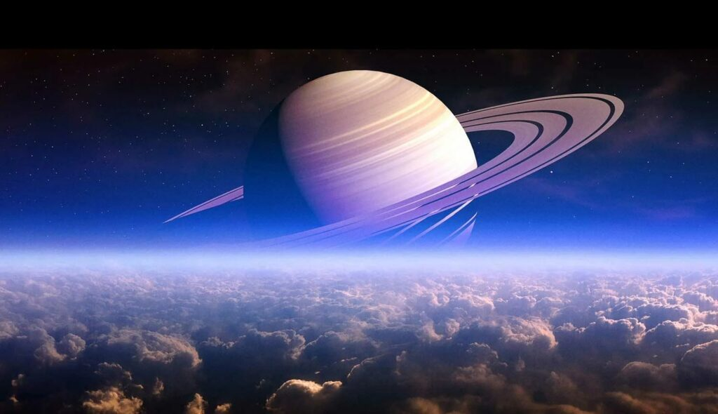 """В атмосфере Титана обнаружена """"молекула жизни"""""""