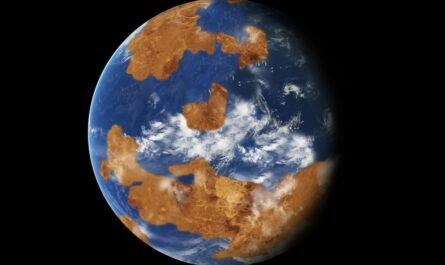 700 миллионов лет назад Венера могла быть пригодной для жизни