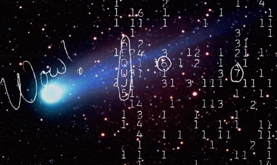 Сигнал «Wow!»: установлен возможный источник таинственного послания
