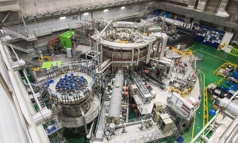 Корейский термоядерный реактор «искусственное Солнце» установил новый мировой рекорд