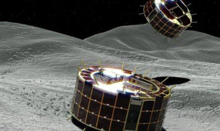 Зонд «Хаябуса-2» успешно спустил роботов на астероид Рюгу