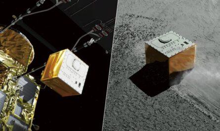 """Миссия """"Хаябуса-2"""": успешный спуск модуля MASCOT"""