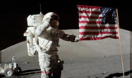 """NASA """"Аполлон-17"""": 360-градусная панорама Луны"""
