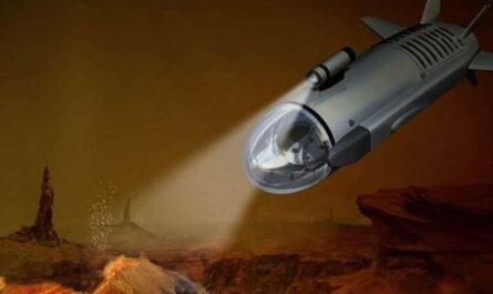 Подводная лодка для Титана