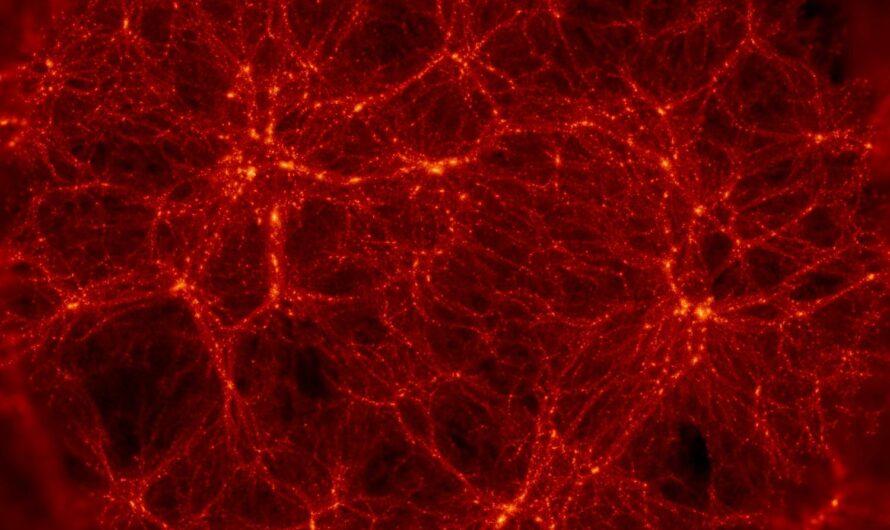Невероятно, но наша Вселенная становится все горячее и горячее