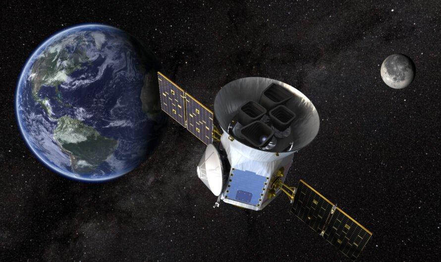 Космический телескоп NASA TESS приступает к работе
