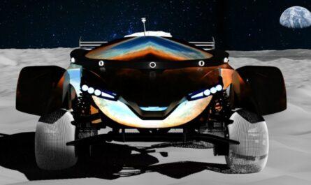 В октябре 2021 года на Луне пройдут первые в истории гонки
