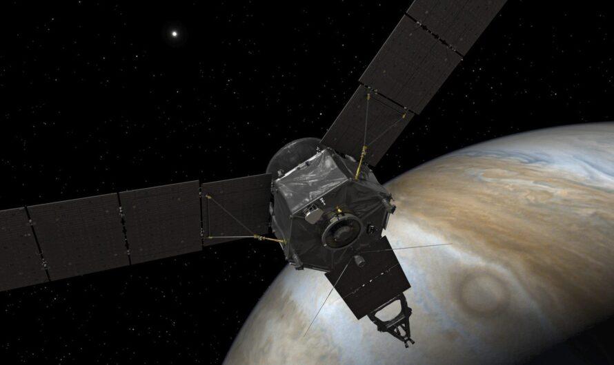 NASA продлило миссию «Юнона» до осени 2025 года