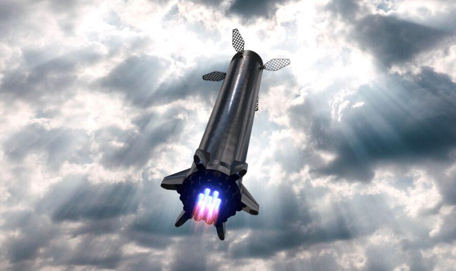 SpaceX рискнет «поймать» сверхтяжелый ракетный ускоритель Super Heavy