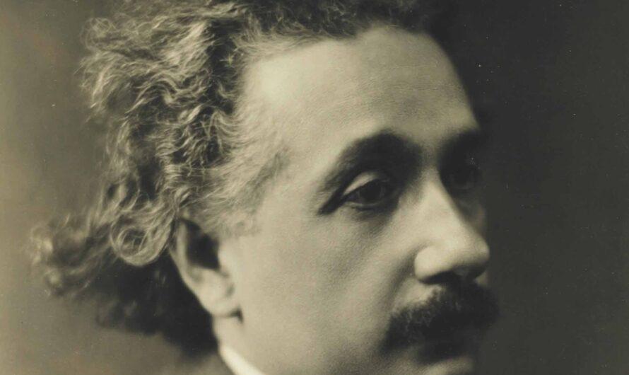 10 любопытных фактов из жизни Эйнштейна