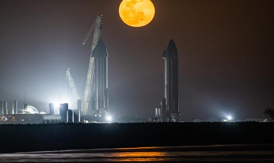 SpaceX ускоряется: прототипы Starship SN9 и SN10 встретились на стартовой площадке