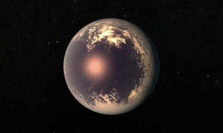 """""""Глазное яблоко"""" - гипотетический тип экзопланет"""