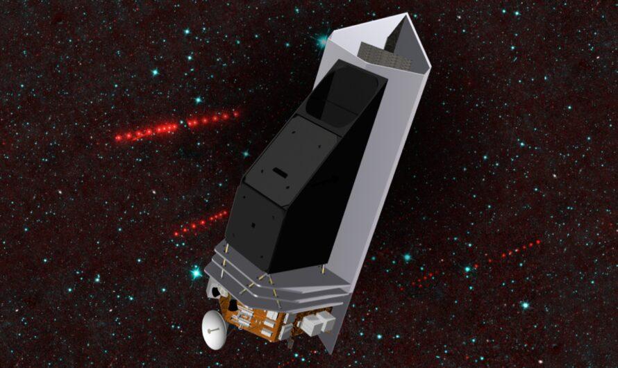 В 2025 году NASA запустит космический телескоп NEOCam для поиска опасных астероидов
