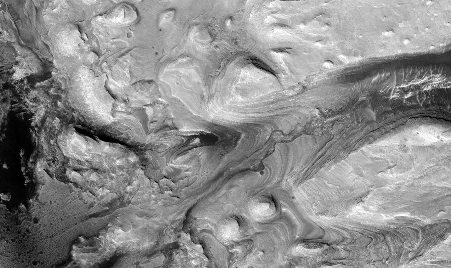 Реки Марса были намного шире и глубже земных