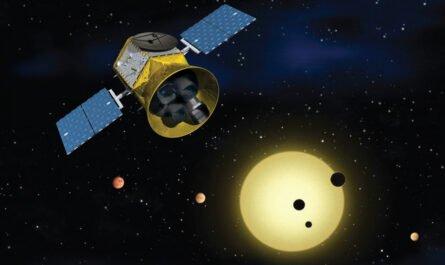 Космический телескоп NASA TESS