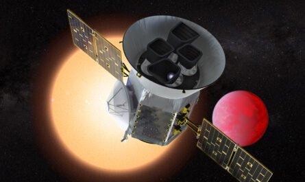 Что даст космический телескоп NASA TESS?