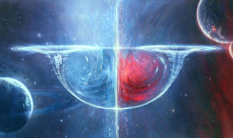 Астрофизик Андреа Фонт: вероятно, мы сможем путешествовать через кротовые норы