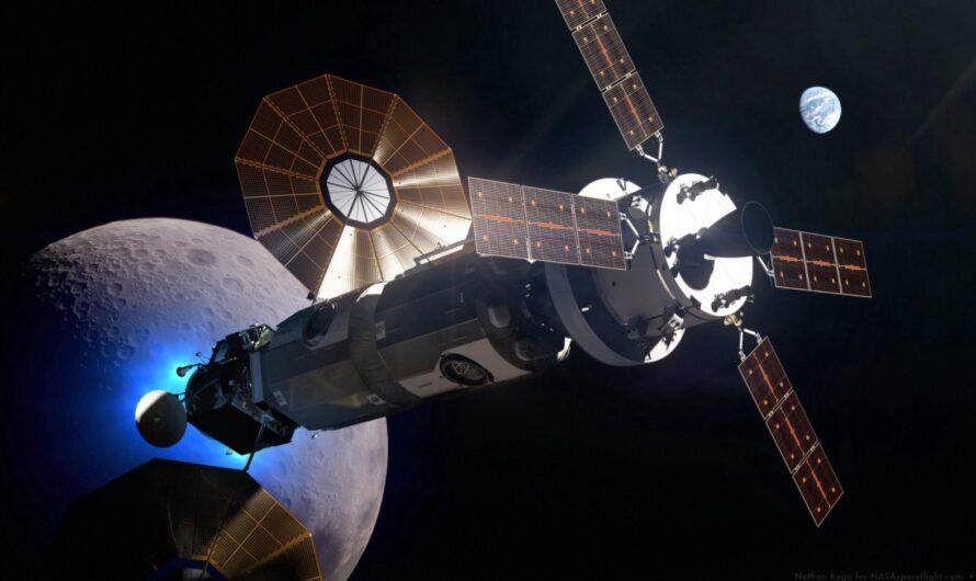 Канада присоединяется к созданию лунной орбитальной станции