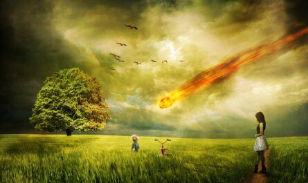 Есть ли астероиды или кометы, угрожающие Земле?