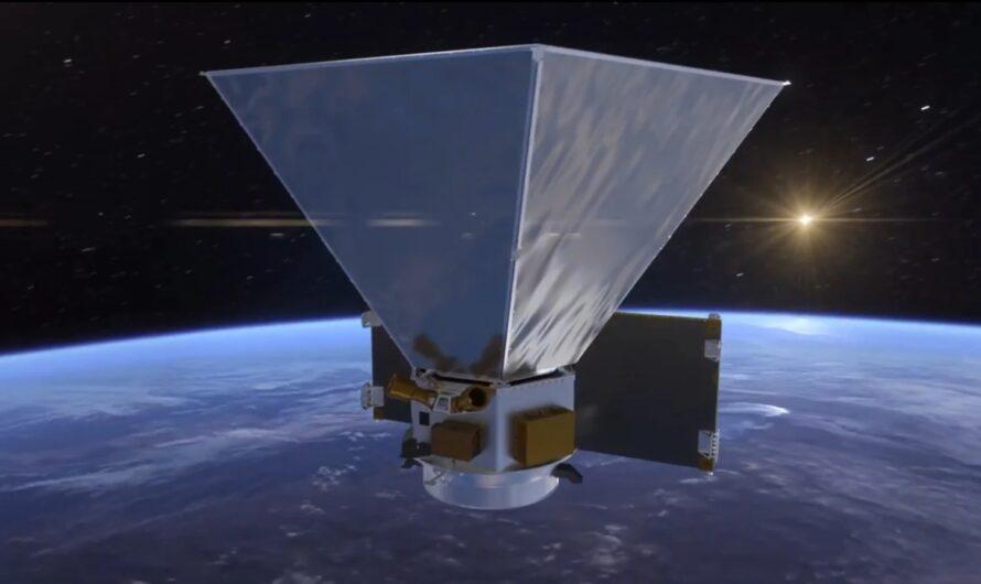 В NASA принимают решение касательно запуска космического телескопа SPHEREx