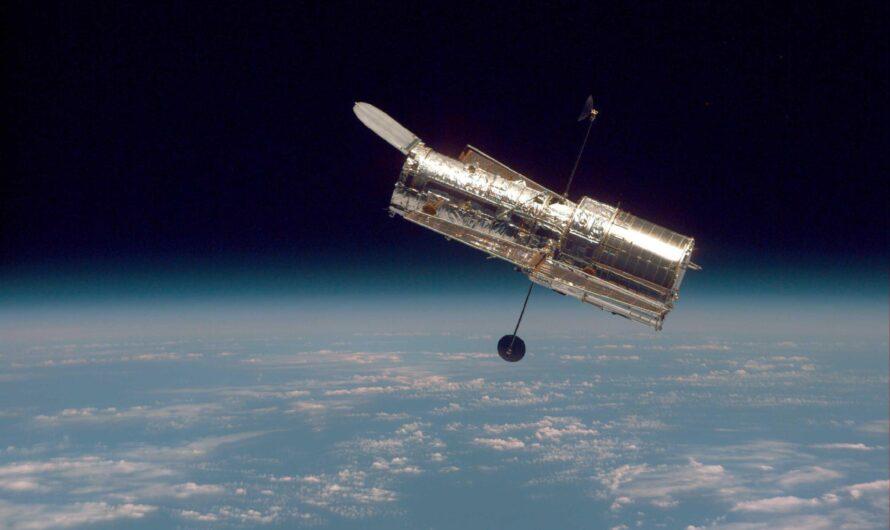 Космический телескоп NASA «Хаббл» экстренно переведен в безопасный режим