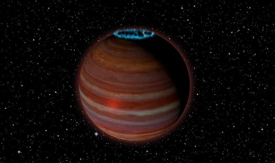 Астрономы открыли «космическую электростанцию»