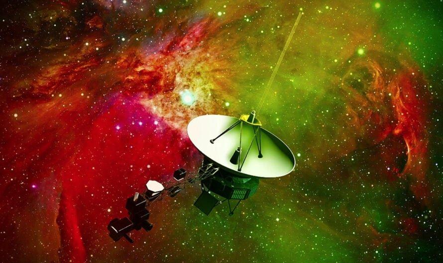 Зонд NASA «Вояджер-1» запустил двигатель после 37 лет бездействия