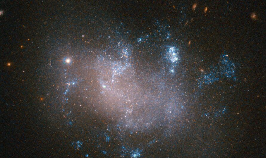 SN 2008ha — сверхновая «неудачница»