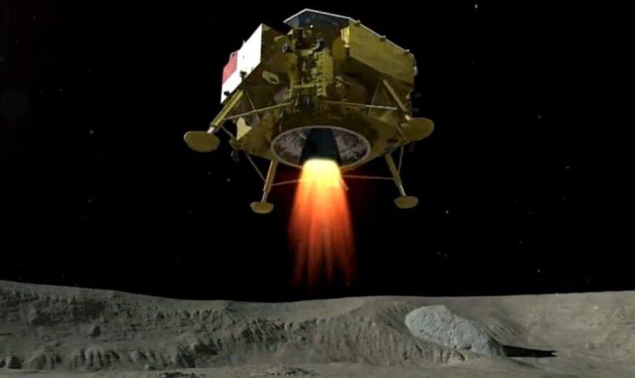 Миссия «Чанъэ-4»: видео посадки на обратную сторону Луны