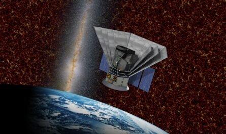 SpaceX запустит космический телескоп NASA SPHEREx, который изучит более 300 миллионов галактик
