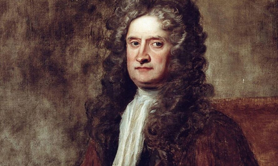 Исаак Ньютон утверждал, что конец света наступит в 2060 году
