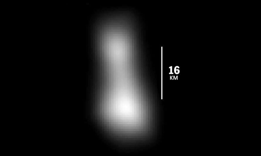 NASA «Новые горизонты»: первые снимки Ультима Туле