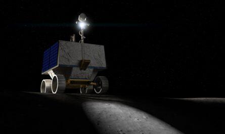 NASA отправит на Луну ровер VIPER, который займется поиском воды