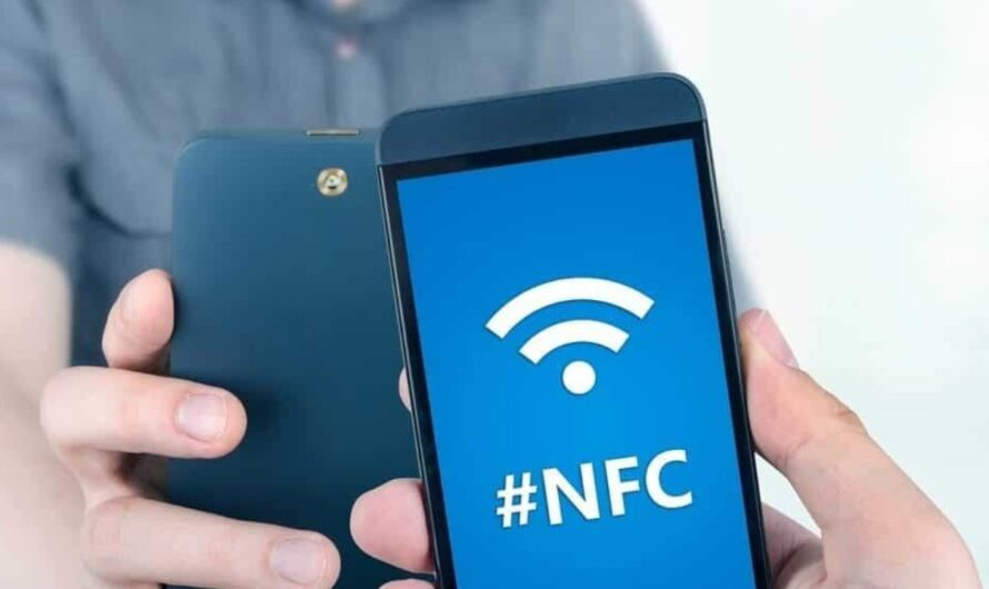 NFC — новая технология быстрого обмена данными