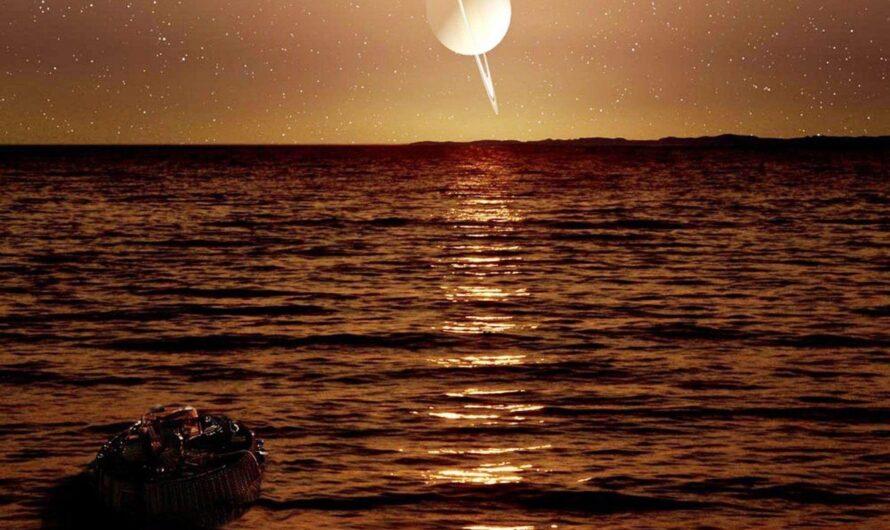 О колонизации Титана, крупнейшего спутника Сатурна