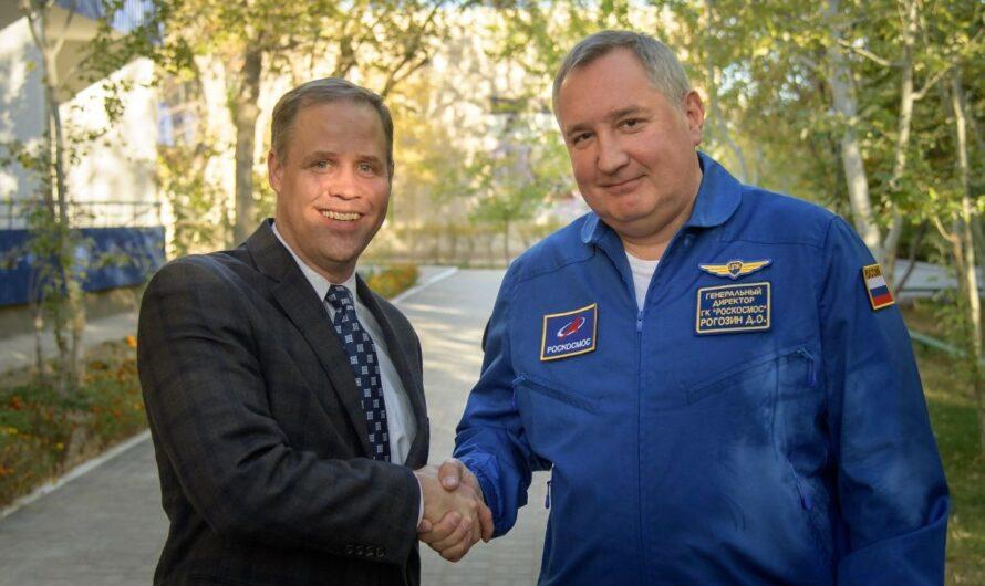 Рогозин об участии в лунной программе США: «Нам участвовать в таком проекте неинтересно»